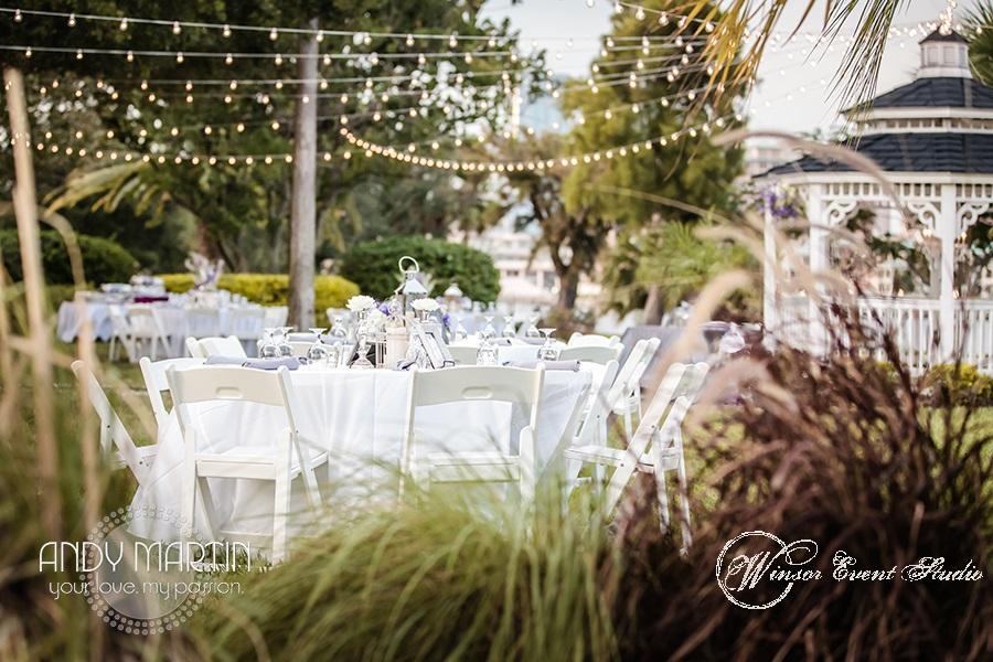 Wedding Feature Davis Islands Garden Club